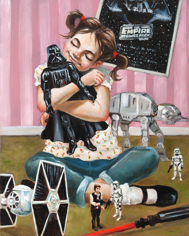 Embracing the Dark Side by Catherine Moore