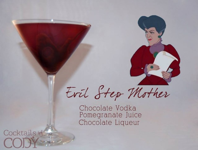 Cocktails by Cody - Evil Step Mother