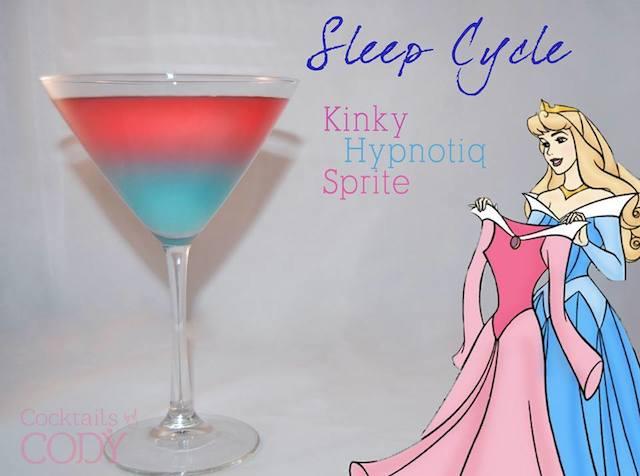 Cocktails by Cody - Sleep Cycle - Aurora