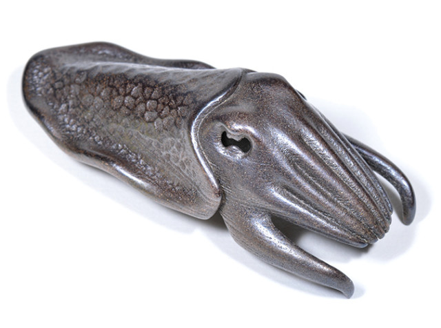 Cuttlefish Bottle Opener