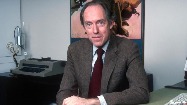 Garrick Utley (1939-2014)