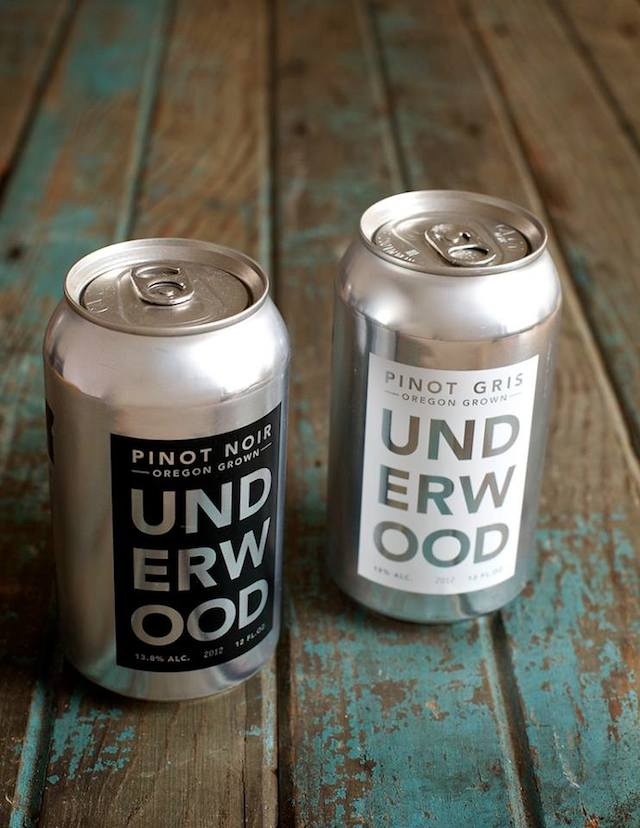 Underwood Pinot Noir and Pinot Gris