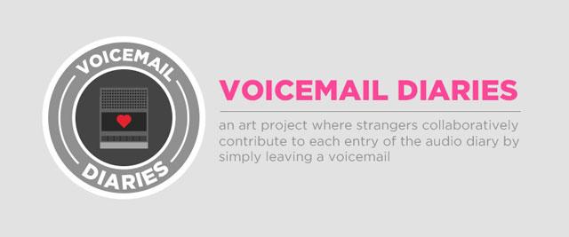 Voicemail Diaries