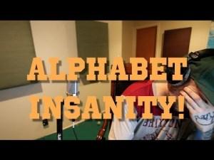 Alphabet Insantity