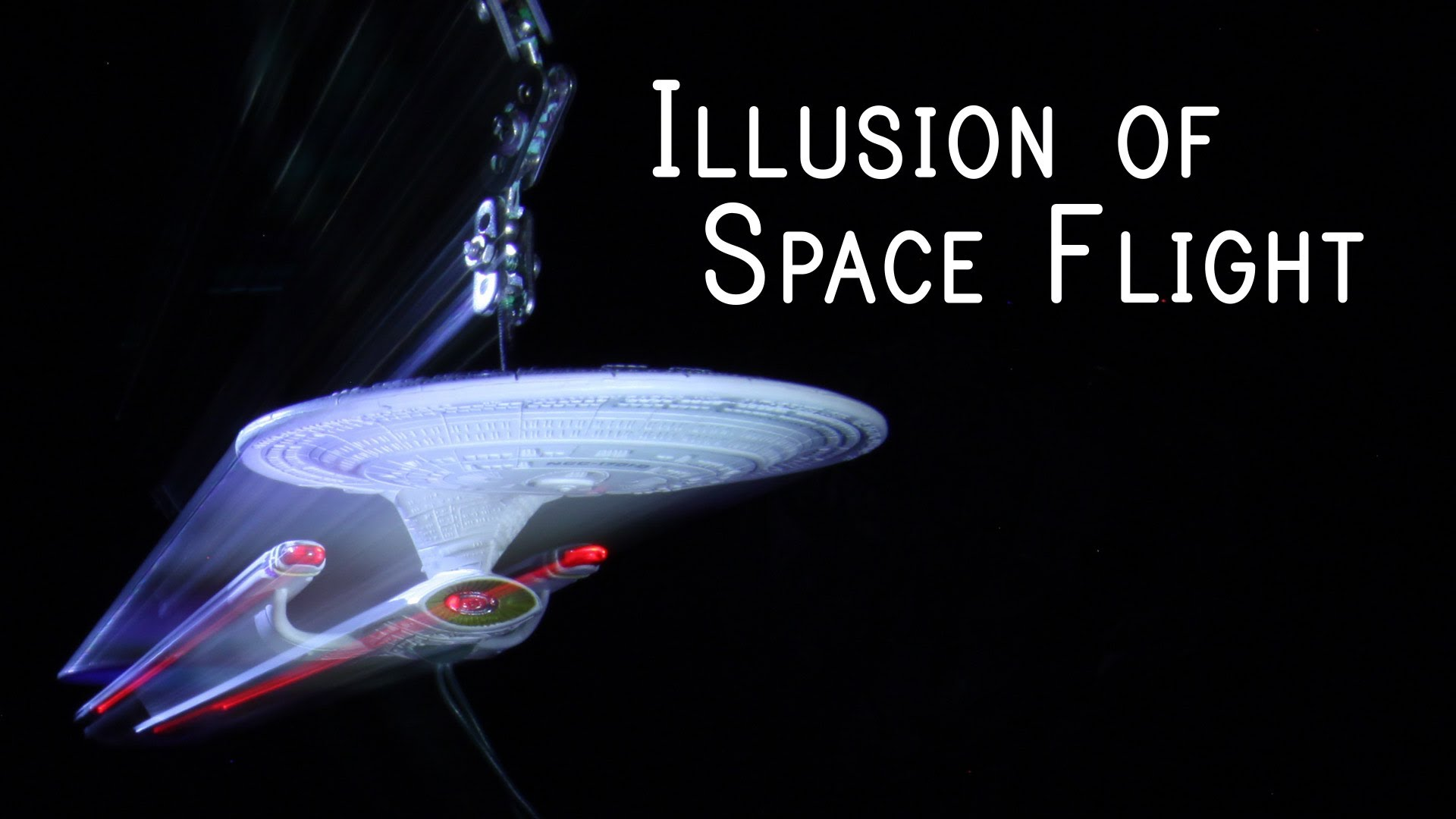 An Exploration of the Illusion of Space Flight by Shanks FX