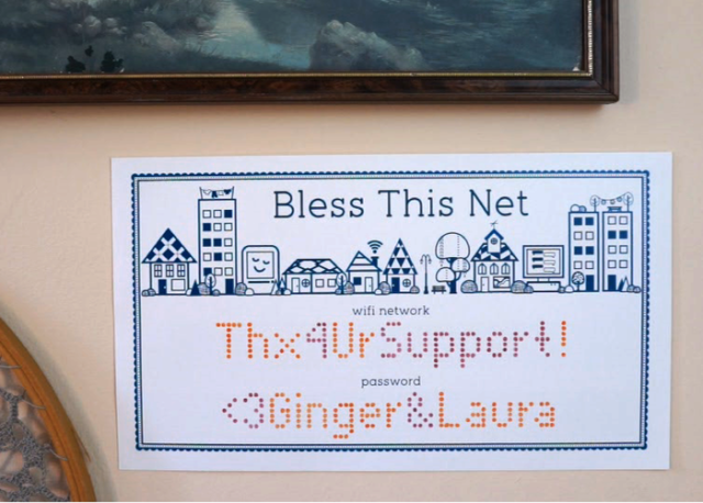 Bless This Net Kickstarter