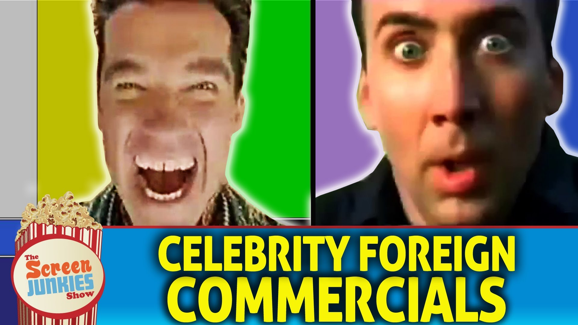 celebrities in commercials Ellen freeman reveals the secret our favorite celebrities don't want us to know about in showing the japanese commercials they've acted in.
