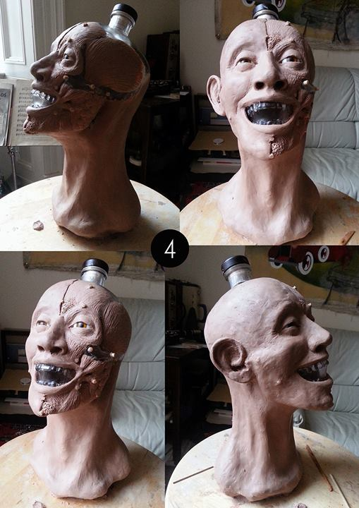Crystal Head Vodka Facial Reconstruction 4
