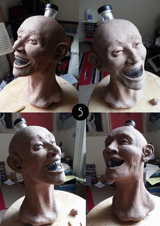 Crystal Head Vodka Facial Reconstruction 5