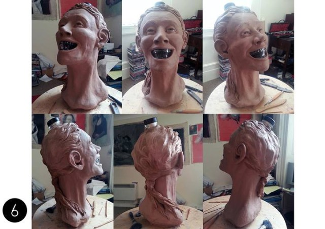 Crystal Skull Vodka Facial Reconstruction 6