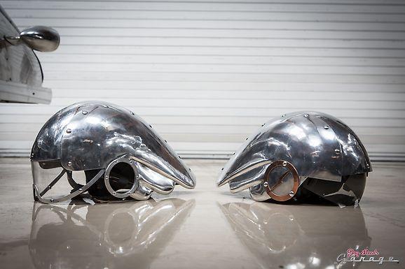 Randy Grubb Bi-Pod and Tri-Pod Decopods