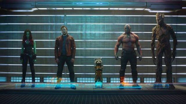 marvel film guardians of the galaxy