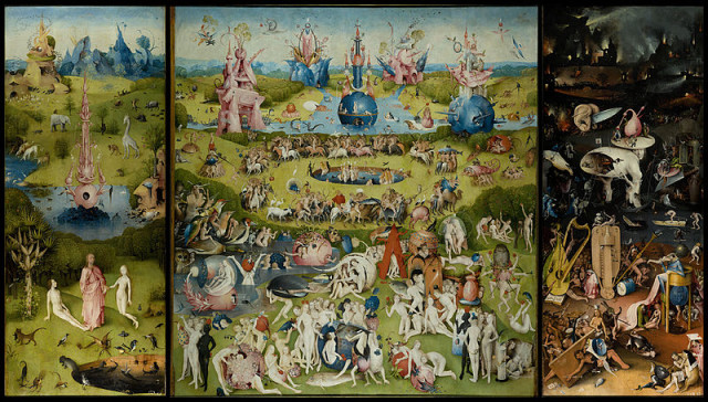 Hieronymus Bosch Painting