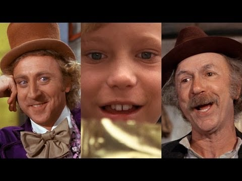 I Want…, An Ethereal Remix of 'Willie Wonka and the Chocolate Factory' by Pogo