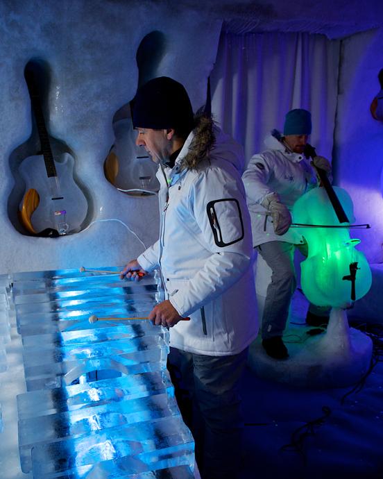 Ice Music