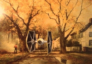 Fall of the Empire - Star Wars