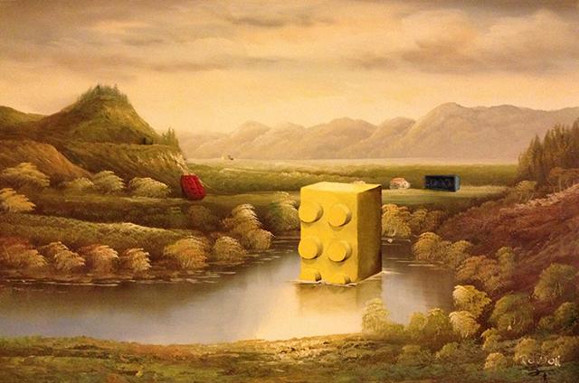 Intelligent Design - LEGO