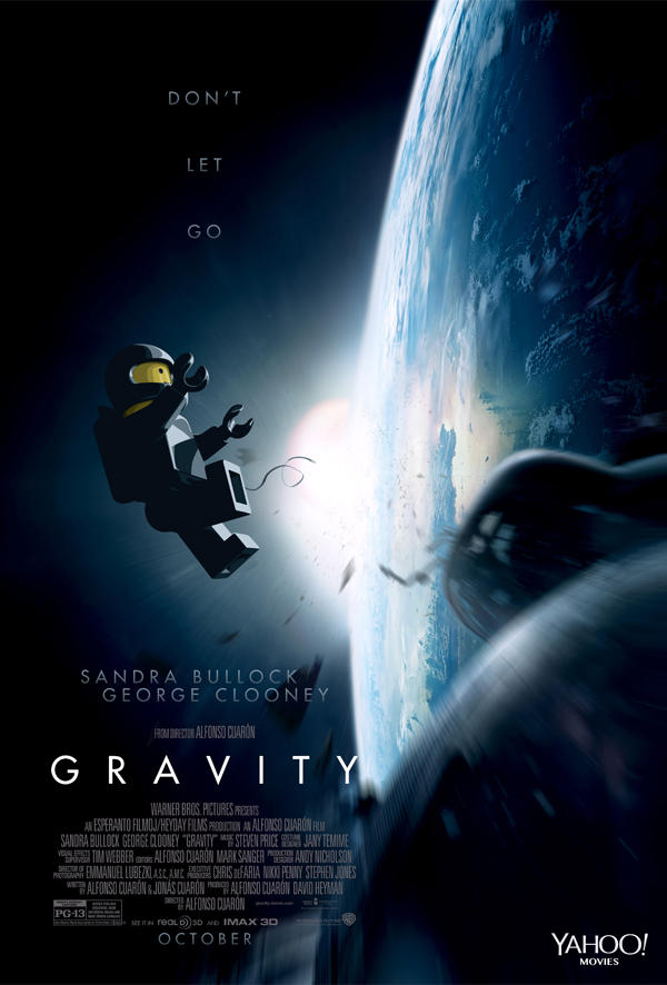 LEGO Movie Gravity