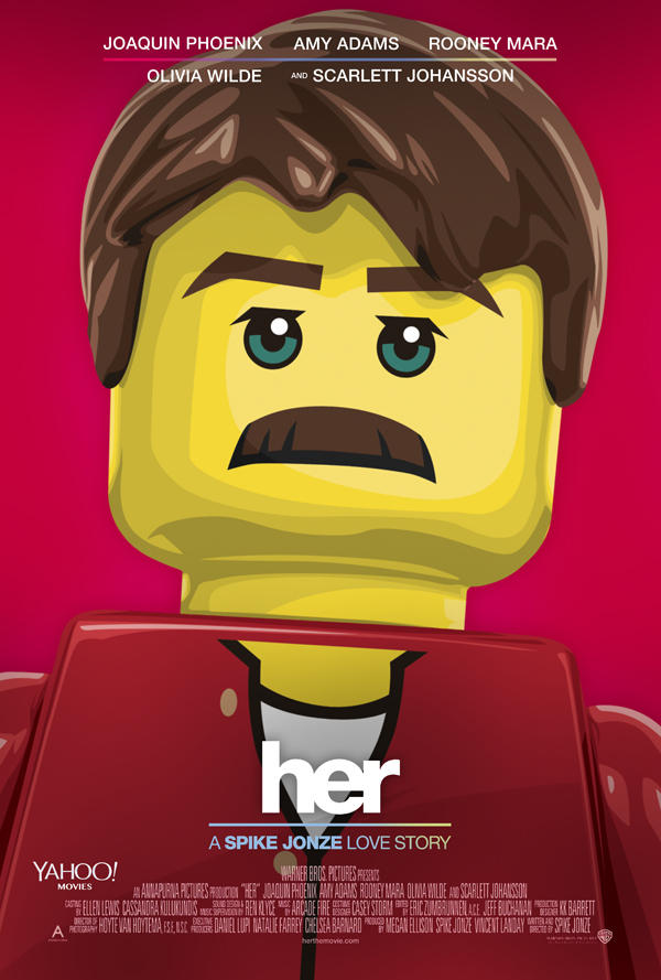 LEGO Movie Her