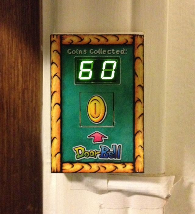 Super Mario Bros. Doorbell