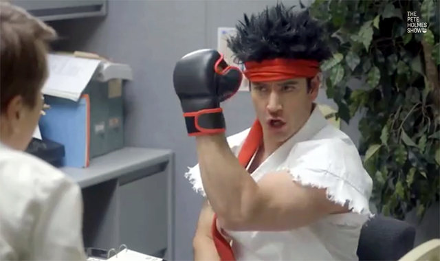 Street Fighter Red Tape: Ryu