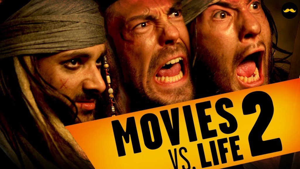 Movies vs. Life 2, Even More Faultless Film Scenes Compared to Real Life Fails