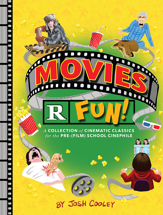 Movies R Fun by Josh Cooley