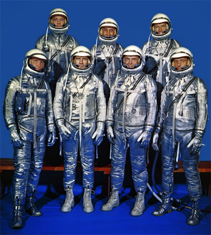 NASA Mercury Astronauts