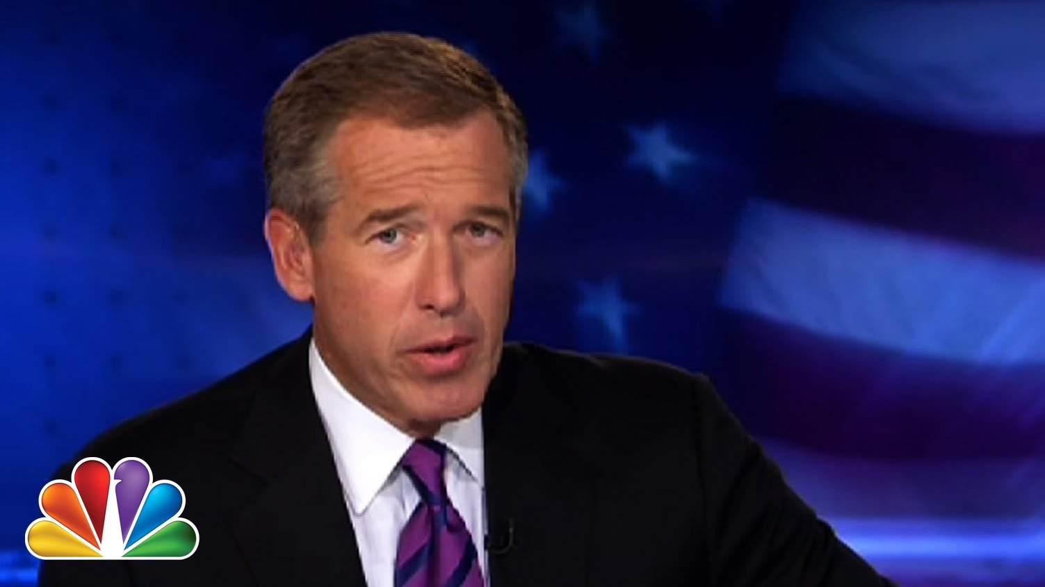 Brian Williams and Lester Holt Rap to 'Rapper's Delight ...