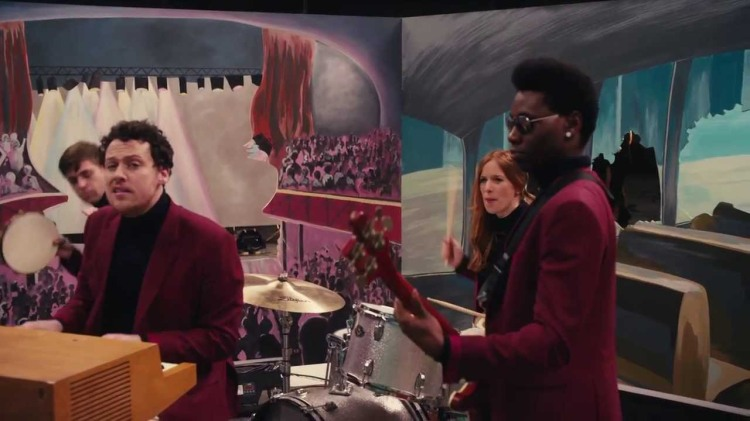 New Michel Gondry Music Video For Love Letters By