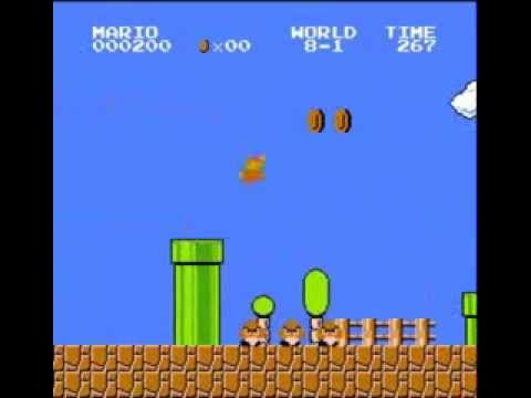 Player Achieves Lowest Possible Score in 'Super Mario Bros '