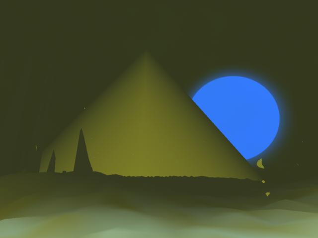 PolyFauna Pyramid