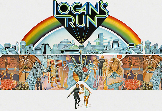 Logans Run Street Game in San Francisco