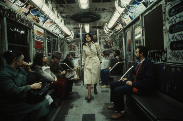Never-Before-Seen Photos of the New York City Subway System