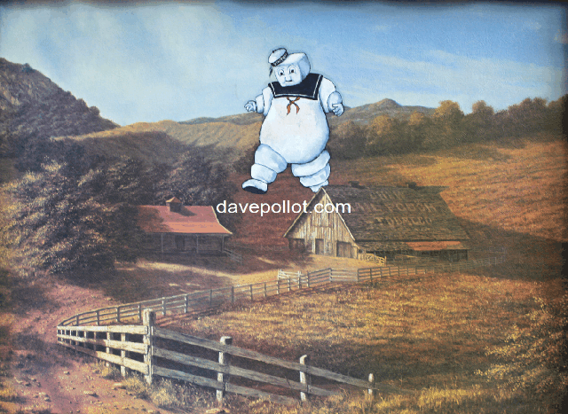 Stay Puft Man - Ghostbusters