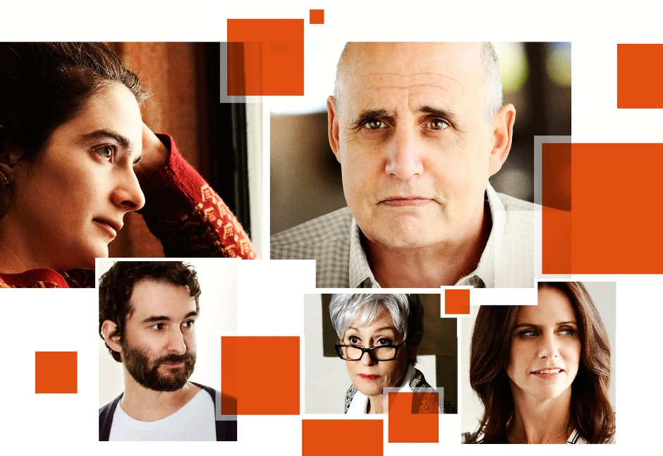 Transparent, New Dark Family Comedy on Amazon by Jill Soloway About Family and Identity