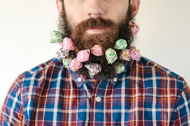 Beard and Suckers