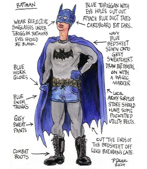 Batman on a Budget