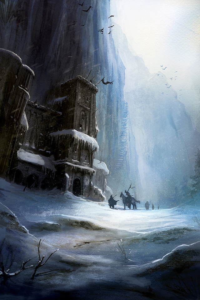 A Game of Thrones by Marc Simonetti