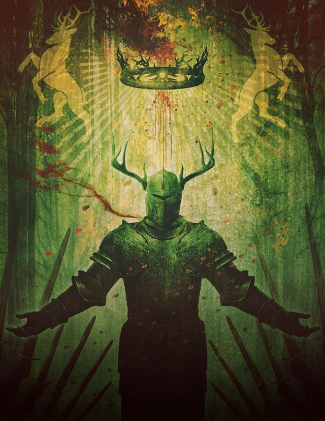 The King of Summers End by Jason Engle