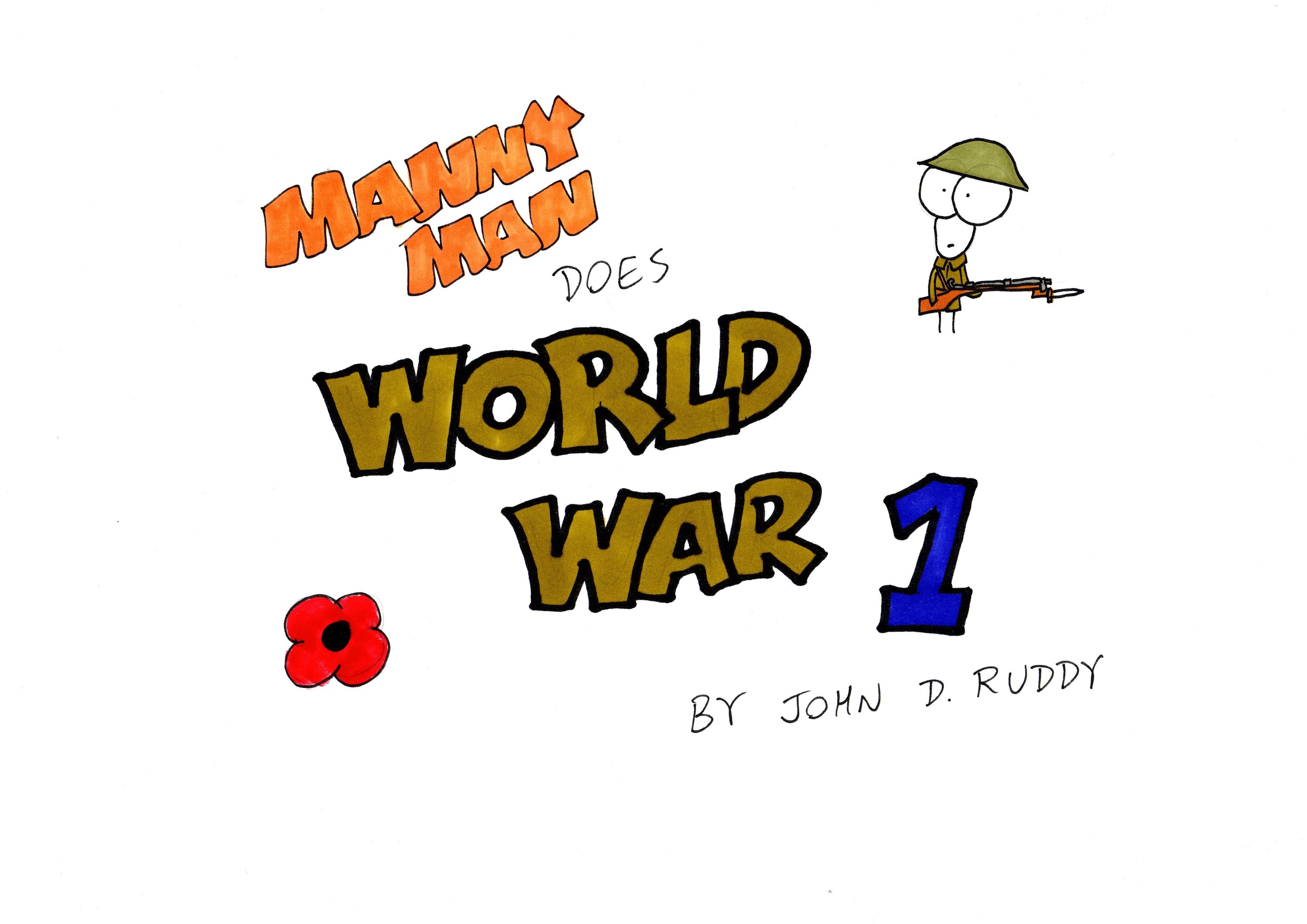 World War I Explained in 6 Minutes with Illustrations of Soldiers and Maps