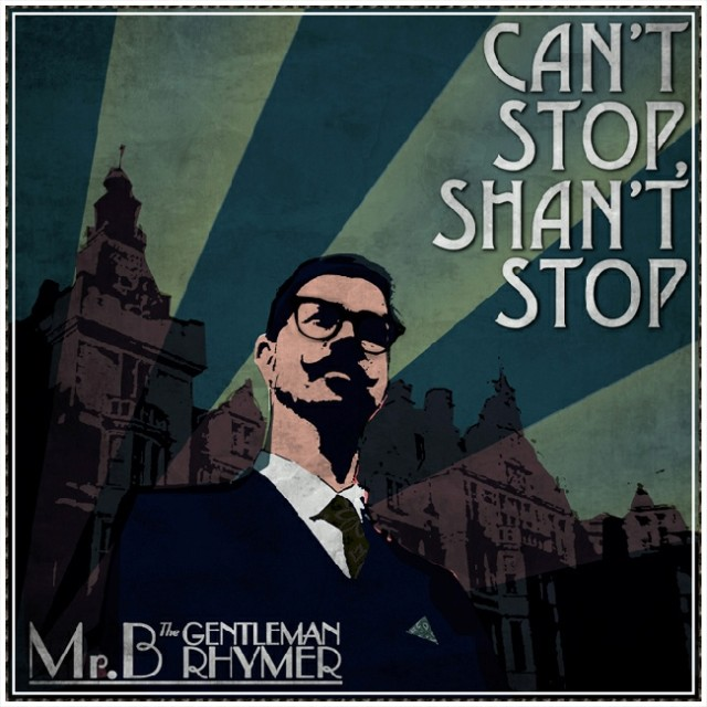 Hip-Hop Was To Blame After All by Mr. B The Gentleman Rhymer