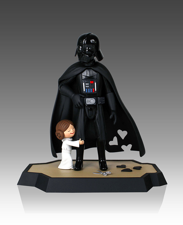 Two Adorable 'Star Wars' Statues Based on Best-Selling Children's Books by Jeffrey Brown