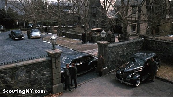 The Godfather Filming Locations Then and Now