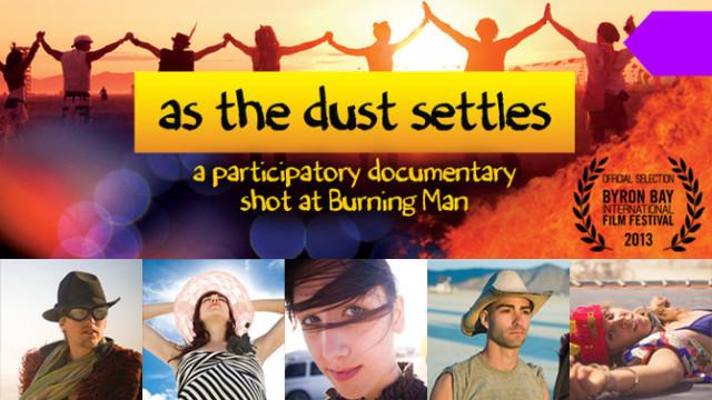 As The Dust Settles