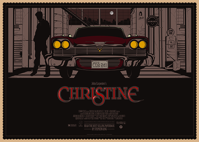 Christine by Mainger Germain