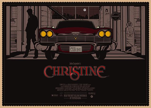 Christine by Mainger Germain