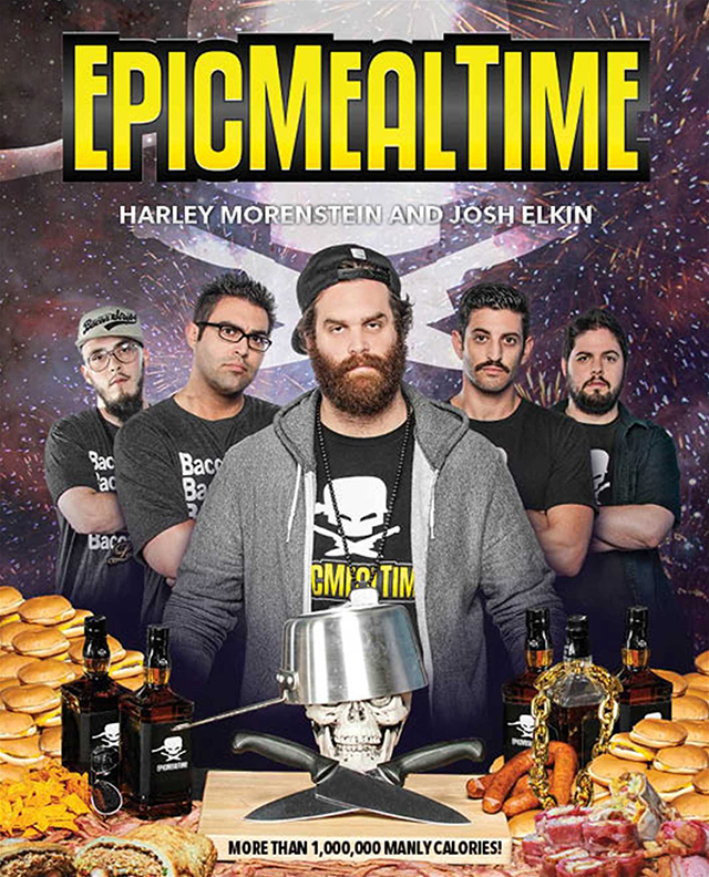 Epic Meal Time Cookbook