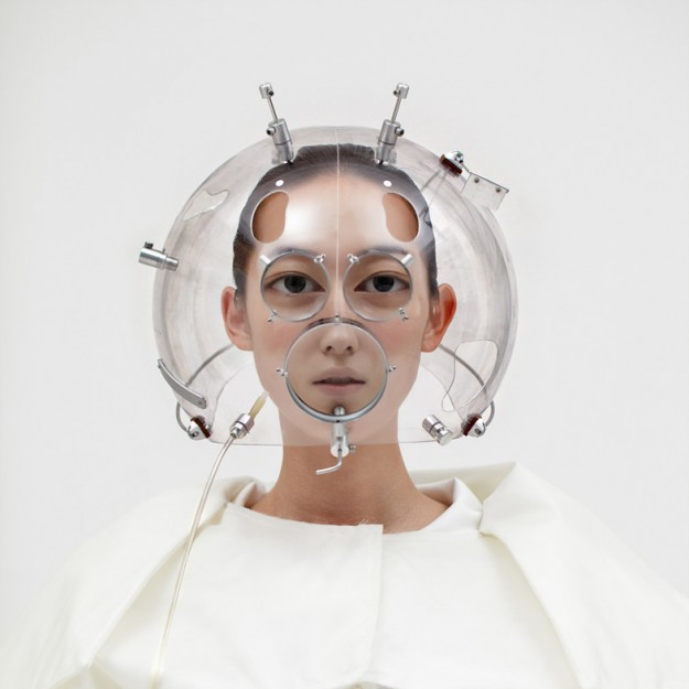 Optical Helmets by Hyungkoo Lee