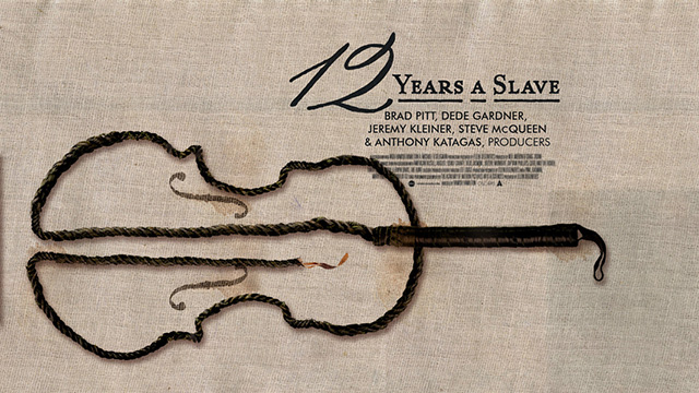 12 Years a Slave - Best Picture Winner